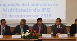 Novo laboratório de mobilidade no IPS em Setúbal