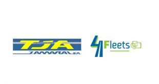 TJA elege Multipeers4Fleets para supervisionar o estado da sua frota