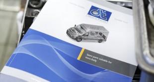 Novo programa de produtos DT Spare Parts para Iveco Daily