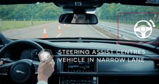 Jaguar inicia testes para condução autónoma