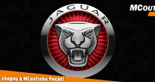 MCoutinho Peças disponibiliza peças originais Jaguar