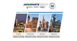 Japanparts comemora 30 anos com presença em vários salões