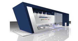 Japanparts aposta em nova imagem na Autopromotec