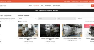 Jesus & Baptista lança loja online de motores e caixas de velocidades