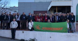Lusilectra realizou 11º Encontro Jonnesway (com fotos)
