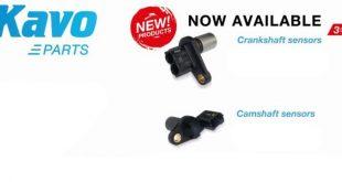 Kavo Parts expande gama de sensores
