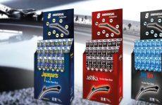 Novo kit de escovas flat e híbridas da Japanparts Group