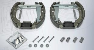 Meyle com 30 novos kits de maxilas de travões pré-montadas