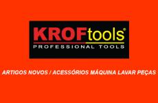 Kroftools adiciona novos produtos à gama