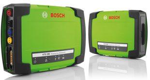 Novos equipamentos de diagnóstico Bosch na Bombóleo