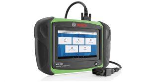 Bosch lança novo equipamento para diagnósticos móveis e rápidos de ECU