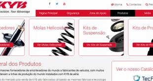 KYB reconhecida com prémio de excelência de fornecedor da PSA