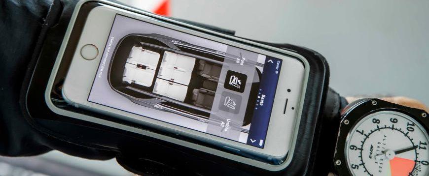 Land Rover apresenta sistema inteligente de configuração dos bancos!!!