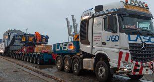 Laso fez o maior transporte de sempre em Portugal
