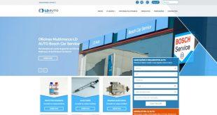 LDAUTO apresenta novo website