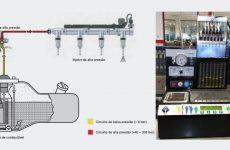 LD Auto investe na reparação e teste de injetores a gasolina