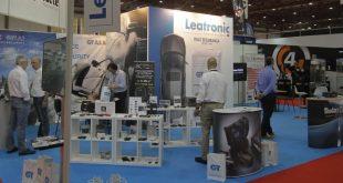Leatronic com dois stands no Expomecânica