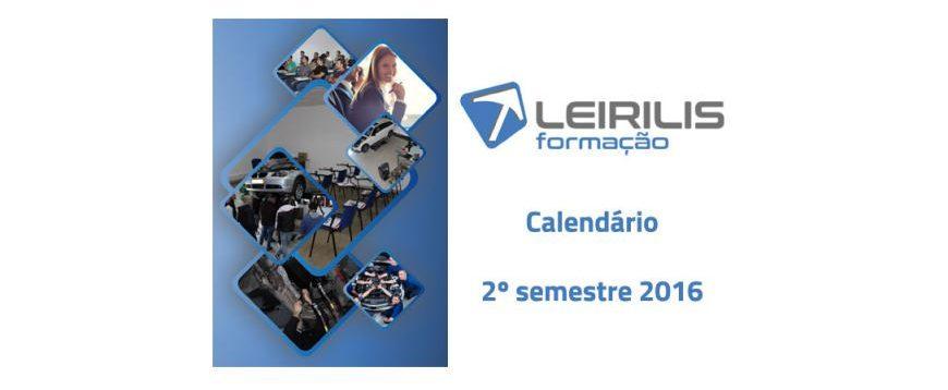 Formação Leirilis até final de 2016