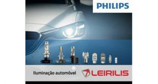 Philips no portfólio da Leirilis