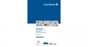"""Novo catálogo de """"elevadores"""" Lëmforder"""
