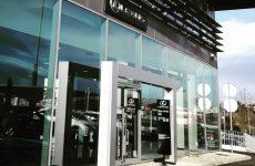 Nova oficina Lexus em Sintra