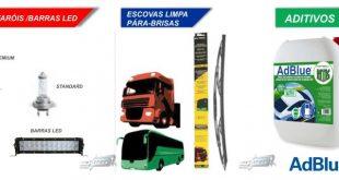 Linextras disponibiliza produtos também para pesados
