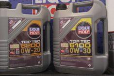 Auto Delta disponibiliza novos lubrificantes Liqui Moly