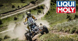 Liqui Moly patrocina o Hellas Rally