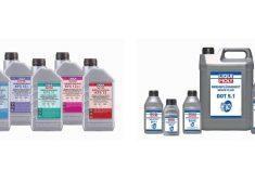 Expansão da gama de anticongelantes e líquidos dos travões da Liqui Moly
