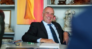 """""""No nosso mercado, somos uma lancha rápida, não um lento petroleiro"""", diz Ernst Prost, Liqui Moly"""