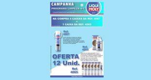 Liqui Moly lança campanha de produtos de A/C