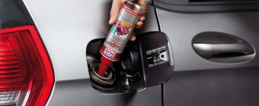 Mais potência, menos desgaste e menos consumo com o Super Diesel Additiv da LIQUI MOLY