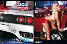 Calendário Liqui Moly para 2016 já disponível
