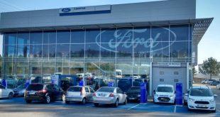 Grupo Lena Automóveis vai abrir pós-venda Ford em Santarém