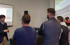 LTintas promoveu workshop dinâmico sobre repintura automóvel (com fotos)