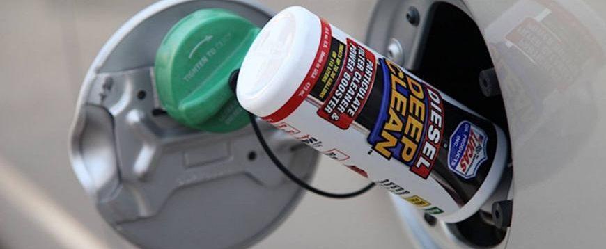 Lucas Diesel Deep Clean novo produto para limpeza de filtros de partículas