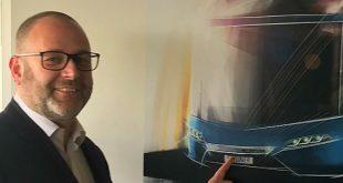Luís Lemos é o Diretor Comercial da MAN em Portugal