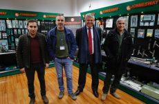 Lusilectra promove Jonnesway na Motortec em Espanha