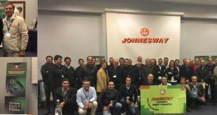 Lusilectra reune distribuidores Jonnesway