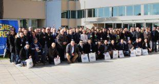 Stand Asla promove workshop com rede Checkstar