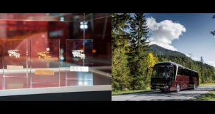 MAN Lion's Coach vence Busworld Awards Competition