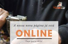 Manaiacar com novo website