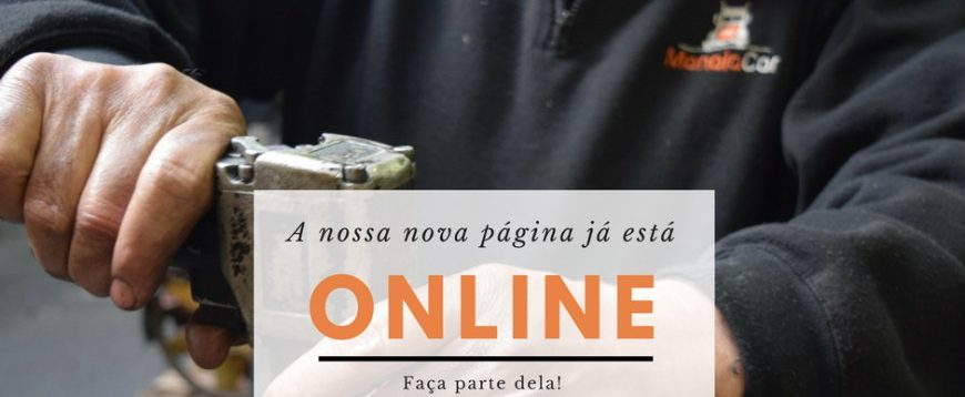 Manaiacar com novo website