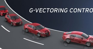 Mazda apresenta conceito SKYACTIV-VEHICLE DYNAMICS