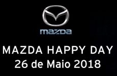 "Oficinas Mazda recebem ""Happy Day"""