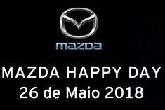 "Oficinas Mazda recebem ""Happy Day"""