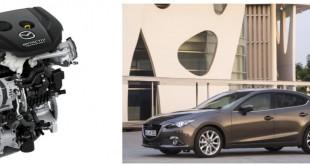 Mazda 3 com novo motor 1.5 SKYACTIV-D