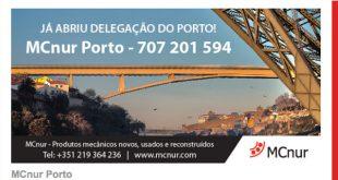 MCnur abre instalações no Porto (Maia)