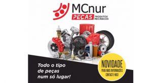 MCnur agora também com MCnur Peças