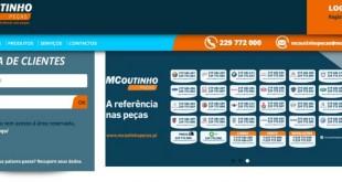 AZ Auto e MCoutinho Peças lançam novo portal de peças e serviços